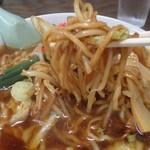 双葉食堂 - 麺