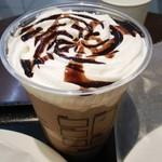 タリーズ コーヒー - アイスカフェモカ