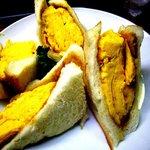 コロナ - 玉子サンド