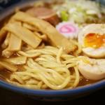 わた井 - 自家製麺200㌘