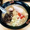 トリプルタイガー - 料理写真:トリプルタイガー@鶴岡 とんこつラーメン(730円)