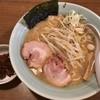 麺通 - 料理写真:らーめん:太麺(背脂醤油) 780円