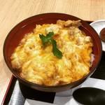 鶏三和 - 親子丼(名古屋コーチン)
