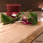 リストランテルーチェ - 直営農園産の野菜を使ったバーニャカウダ