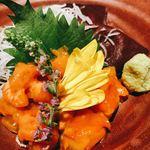 日本料理 花遊膳 - ホヤの刺身