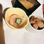 日本料理 花遊膳 - お通し