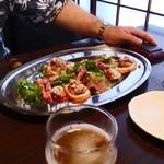 マリノステリア - 料理1