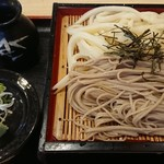 手打ちうどん 河正 - 合い盛り(税込780円)