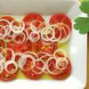 リストランテ・クレス - 料理写真:北内農園トマトのサラダ