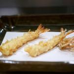 天松 - 巻き海老