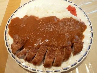 マルシェ - かつカレー 900円