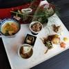 厨や 雪朔 - 料理写真:1500円ランチセットの前菜プレート