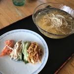 中華四川料理 もりた - 料理写真:冷湯麺