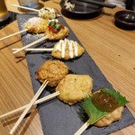 串焼きバル Tsubomina -