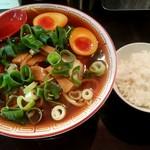 麺屋 7.5Hz - おすすめAセット