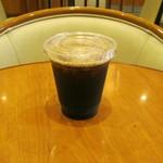 ベッカーズ - 「アイスコーヒー」です。