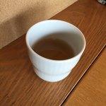 蕎麦処 天和庵 - そば茶