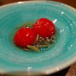 炭焼 芹生 - トマト ジュンサイ