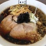 麺屋 翔 - ブラックラーメン