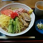 珍々亭 - 料理写真:「冷やし中華」の大盛!!!
