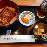 川豊西口館 - うな丼¥1450-