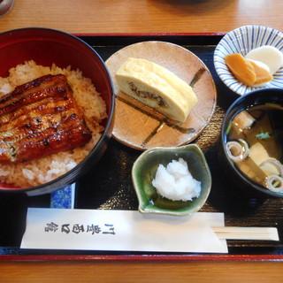 川豊西口館 - 料理写真:うな丼うな玉