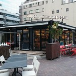 Good Morning Cafe&Grill  - 店構え