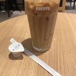 ドトールコーヒーショップ - ドリンク写真:アイスカフェラテ M