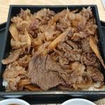 近江牛一筋 農家レストラン だいきち - 近江牛のお重