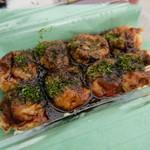 トイタたこ焼店 - 料理写真: