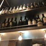 ワイン食堂 八十郎 - 店内