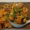 味さかえ - 料理写真:とんかつ玉子煮(税込み550円)