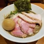 88932259 - 特製濃厚蕎麦 (1000円)