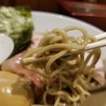 88932267 - 特製濃厚蕎麦 (1000円)