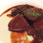 バルストロ バー - 和牛ほほ肉のトロトロ煮込み