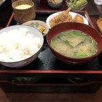味亭花の家 - 料理写真:花の家二段弁当 上段