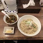 Sampachinudorukicchin - ★★★★½ 鶏だしのつけ麺,1000円。中盛(300g),50円。