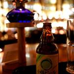 88934294 - 注文はノンアルコールの「小樽ビール」。