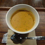 トゥルー スープ - 料理写真:ローステッド・トマトチャウダー(R)(690円)