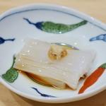 ○鮨 - 赤イカ