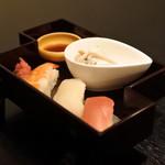 夢酒粋亭 - 板さんの握り寿司