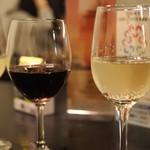 夢酒粋亭 - 赤ワインとスパークリングワイン