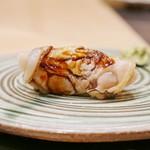 ○鮨 - 煮蛤