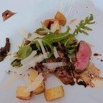 RISTORANTE REGA - 肉:シャローレ牛のタリアータ