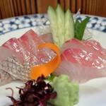 片町 弥ひろ - 天然鯛の造り