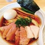 麺屋 さくら井 - 特製らぁめん(醤油)(980)