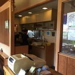蕎麦処 天和庵 - 店内