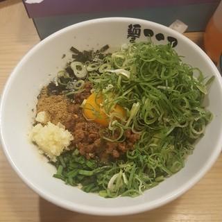 麺屋こころ - 料理写真:台湾まぜそば