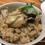 ザ・パーティー - 牡蠣飯