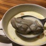 ザ・パーティー - 牡蠣入りスープ